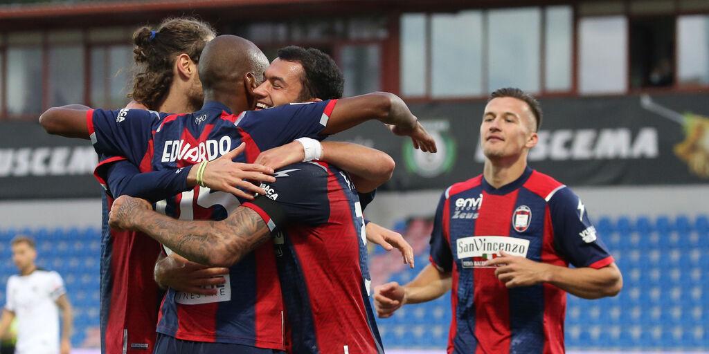 Crotone-Spezia 4-1, gol e highlights (Getty Images)