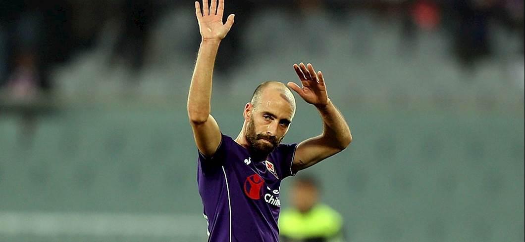 """Fiorentina, il saluto di Borja Valero: """"Sono tornato a casa"""" (Getty Images)"""