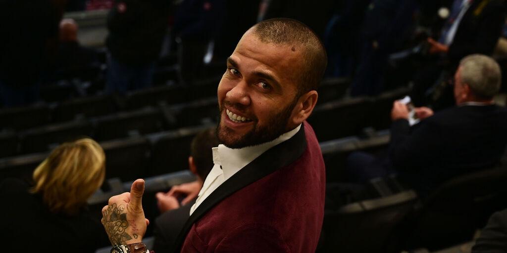 """Svincolati di lusso, Dani Alves punta il Barcellona: """"Se mi chiamassero..."""" (Getty Images)"""