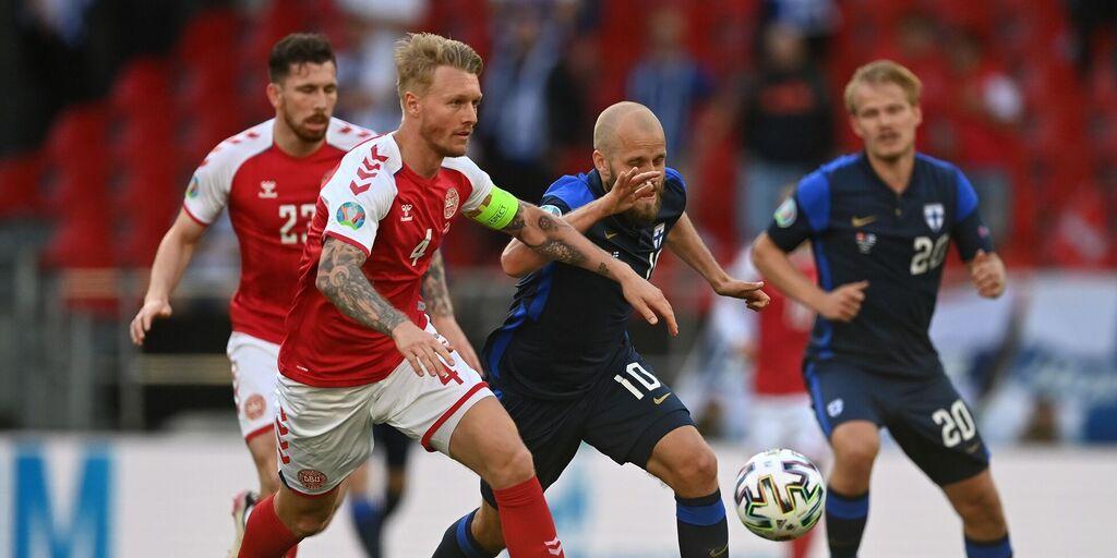 Danimarca-Finlandia 0-1: cronaca, tabellino e voti per il Fantacalcio (Getty Images)