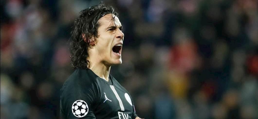 Cavani Benfica (Getty Images)