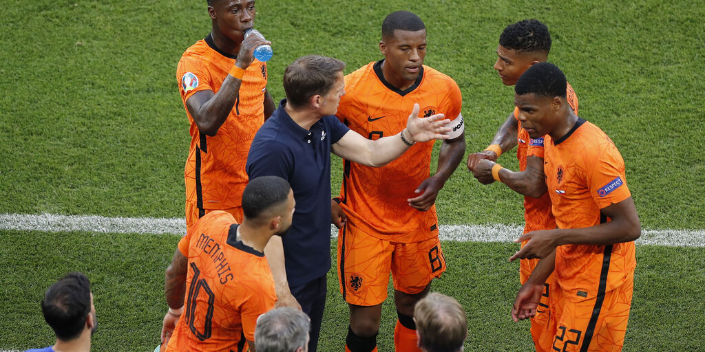 Frank de Boer si è dimesso da ct dell'Olanda  (Getty Images)