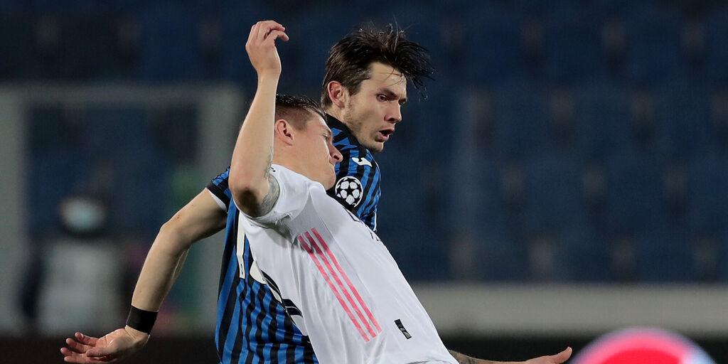 Atalanta-Real Madrid 0-1, gol e highlights (Getty Images)
