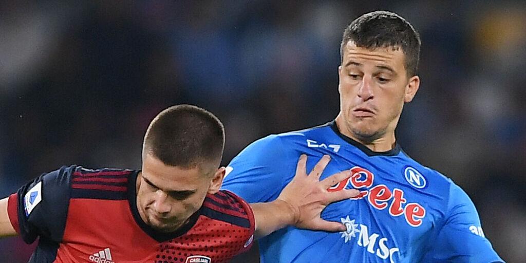 """Napoli, Demme: """"Finalmente sto bene. Insigne? Deve rimanere con noi"""" (Getty Images)"""