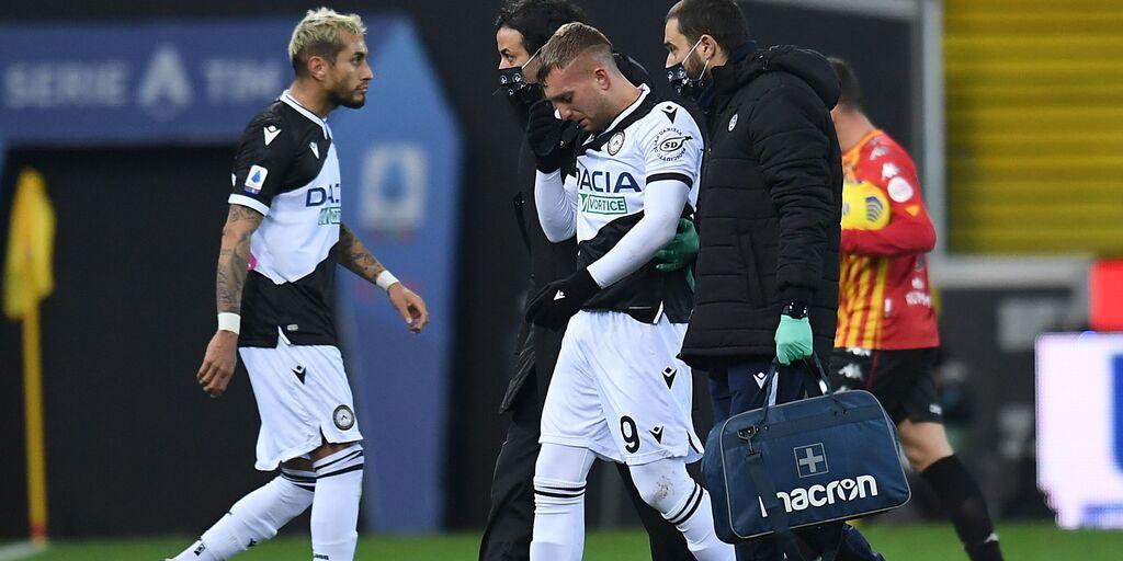 Udinese, operato Deulofeu: comunicato e tempi di recupero (Getty Images)