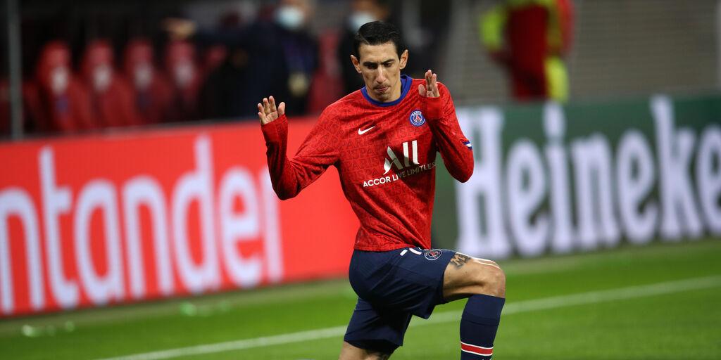 """Psg, Di Maria chiama Messi: """"Un sogno giocarci insieme"""" (Getty Images)"""