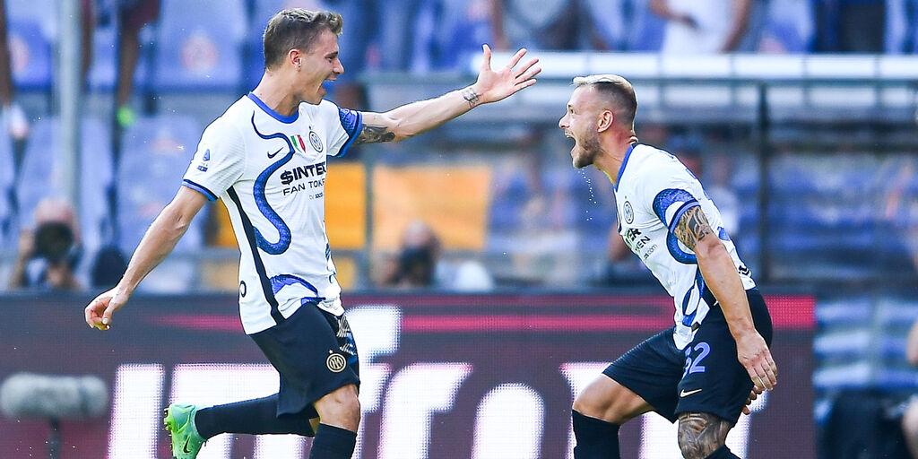 Inter: le condizioni di Barella e Dimarco (Getty Images)