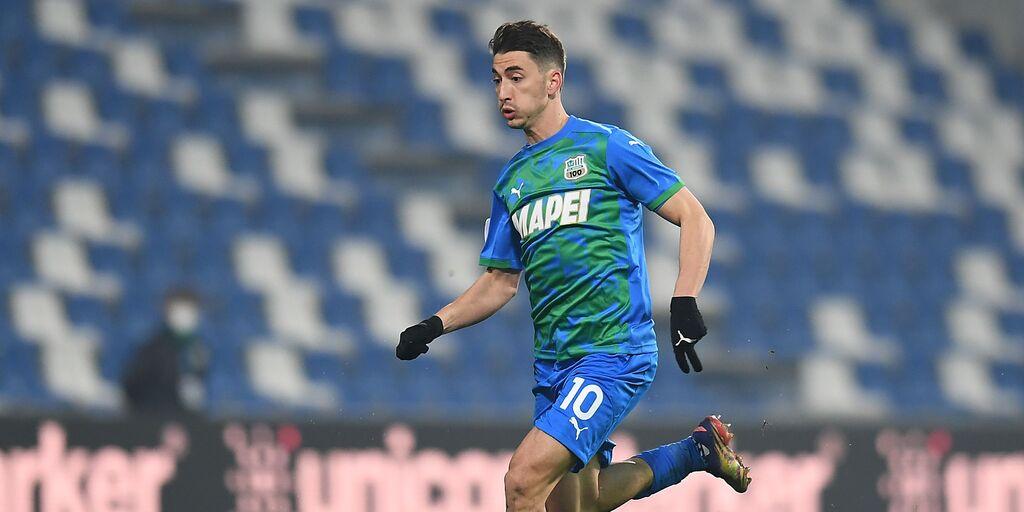 Sassuolo-Napoli, le formazioni ufficiali (Getty Images)