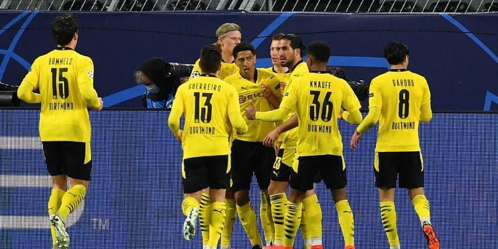 Borussia Dortmund-Manchester City 1-2, cronaca e tabellino (Getty Images)