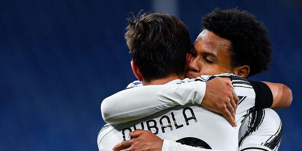 Juventus, multe salatissime per Arthur, Dybala e McKennie: segnali d'addio? (Getty Images)