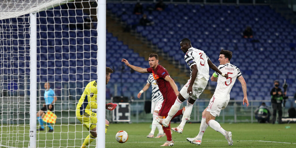 Roma-Manchester United 3-2: gol e highlights (Getty Images)