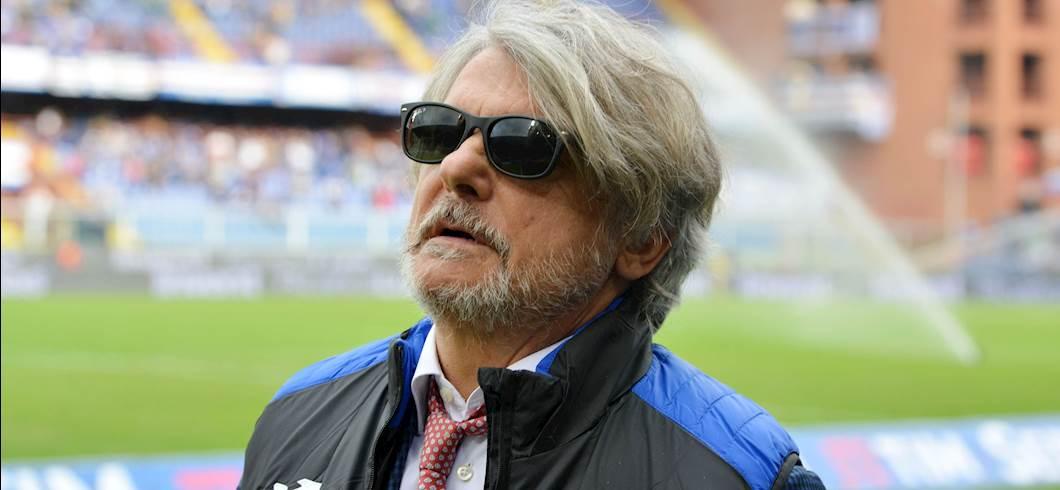 """Sampdoria, Ferrero: """"Agnelli recita come al cinema, complimenti"""" (Getty Images)"""