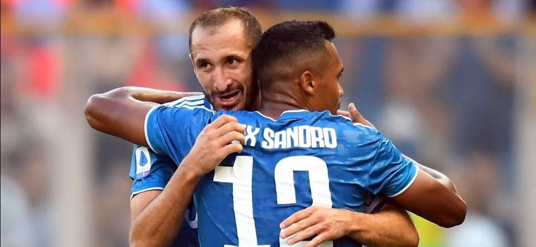 Juventus Chiellini (Getty Images)