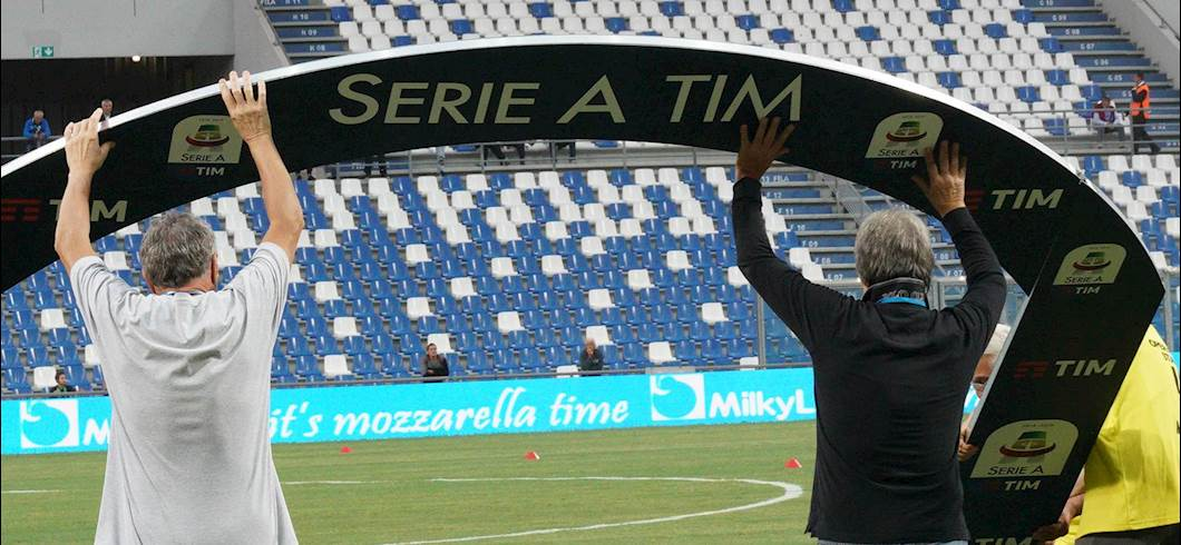 Ripresa Serie A, le ultime (Getty Images)