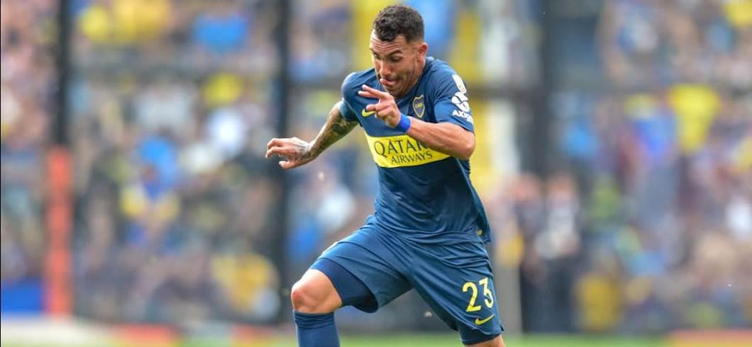Tevez lascia il Boca Juniors (Getty Images)