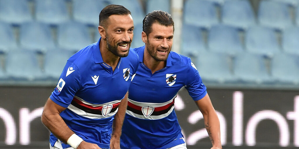 Sampdoria, Candreva e Quagliarella a rischio turnover: le ultime (Getty Images)