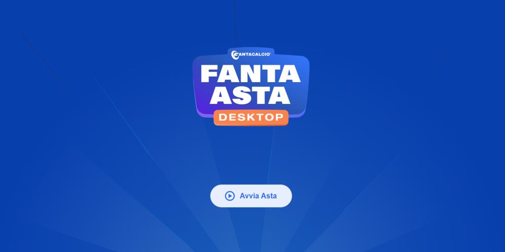 Leghe Fantacalcio®: fai la tua rosa con FantaAsta Desktop