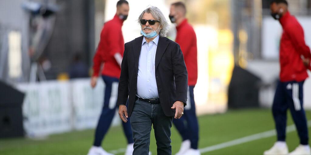 """Ferrero: """"Italia? Mai avuto dubbi sulla vittoria. Genova onorerà Vialli e Mancini"""" (Getty Images)"""