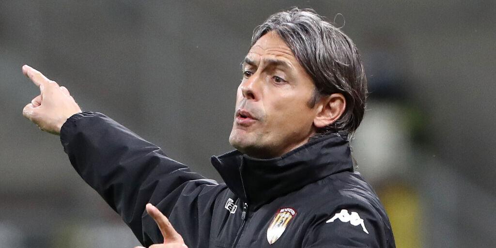 """Milan-Benevento, Inzaghi: """"Siamo venuti a giocarcela, ma la nostra partita è la prossima"""" (Getty Images)"""