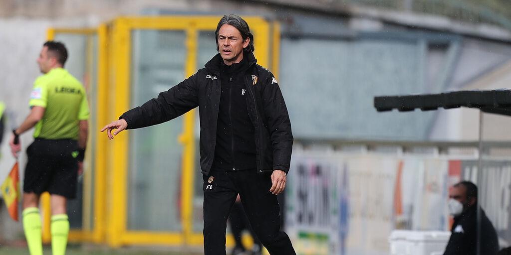 """Spezia-Benevento, Filippo Inzaghi: """"Bravo Gaich, ma non carichiamolo"""" (Getty Images)"""