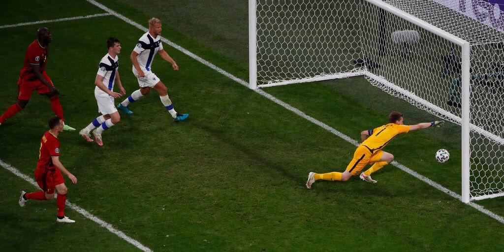 Finlandia-Belgio 0-2: cronaca, tabellino e voti per il Fantacalcio (Getty Images)