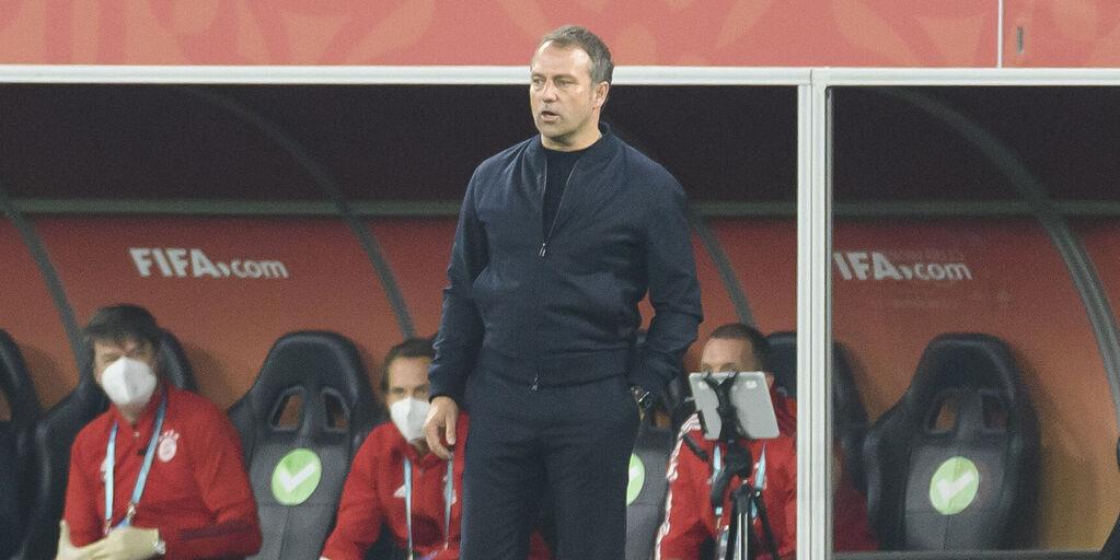 """Bayern Monaco, l'annuncio di Flick: """"Ho chiesto al club la rescissione"""" (Getty Images)"""