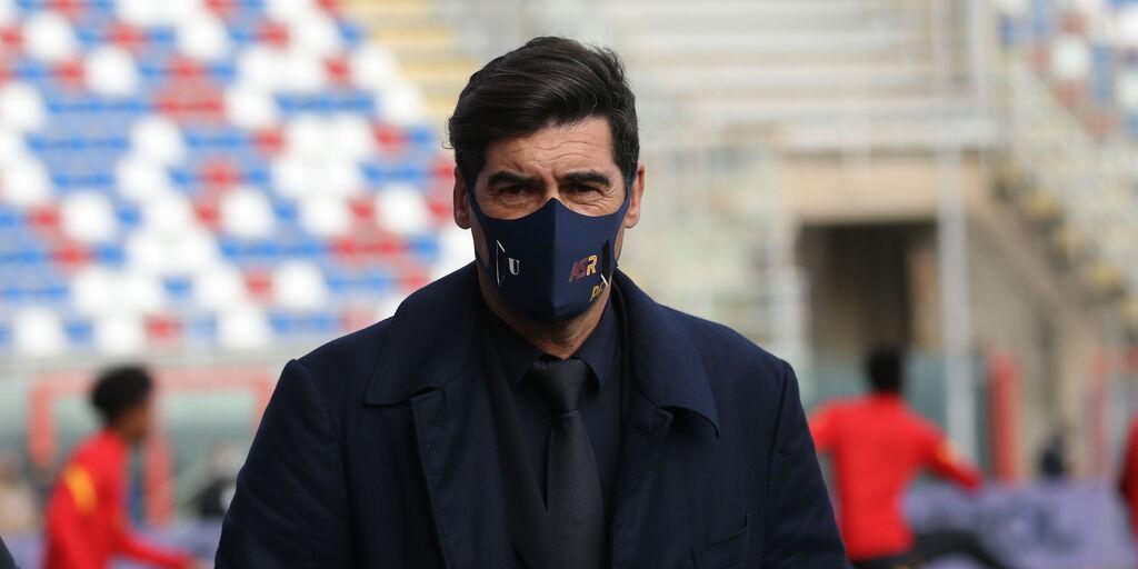 Roma, il futuro di Fonseca appeso ad un filo (Getty Images)