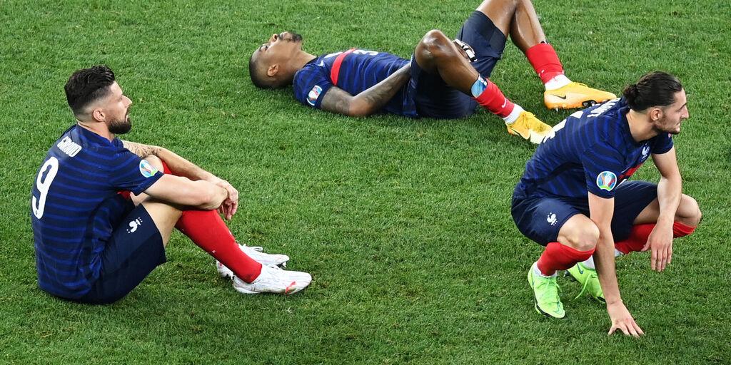 """""""La gara con la Svizzera è da rigiocare"""", già raccolte 240 mila firme in Francia (Getty Images)"""