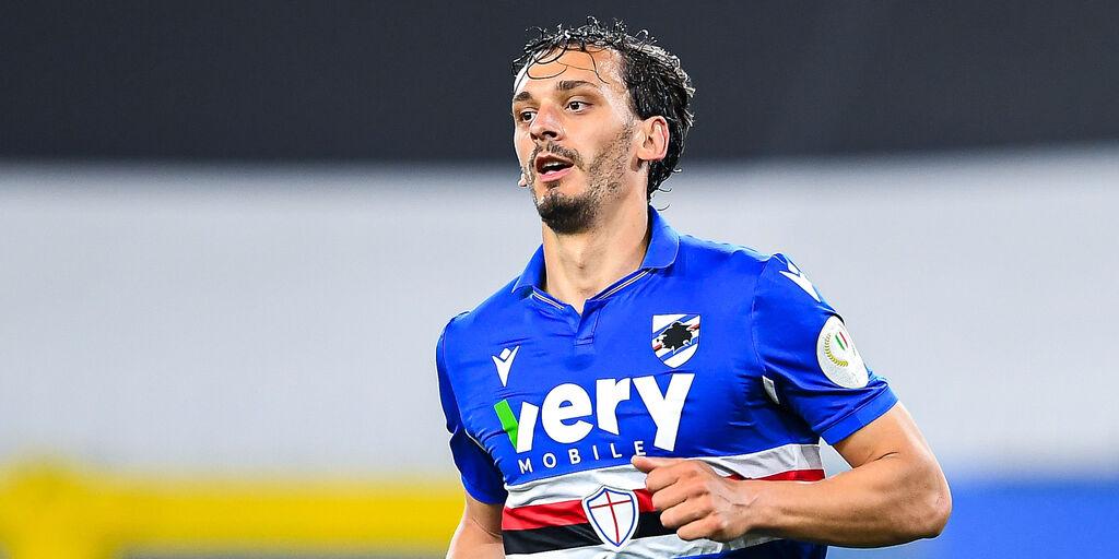 Sampdoria: le ultime sulle condizioni di Gabbiadini (Getty Images)