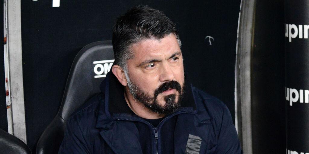 Napoli, Gattuso esonerato se eliminato dal Granada? La situazione (Getty Images)