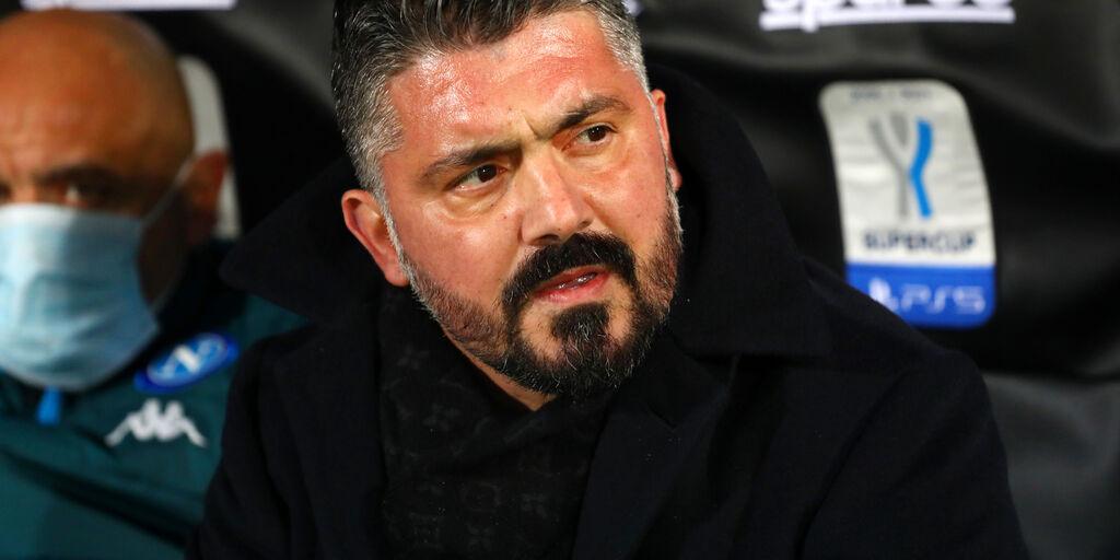 """Juventus-Napoli, Gattuso: """"Decisa degli episodi, poche volte scoperti"""" (Getty Images)"""