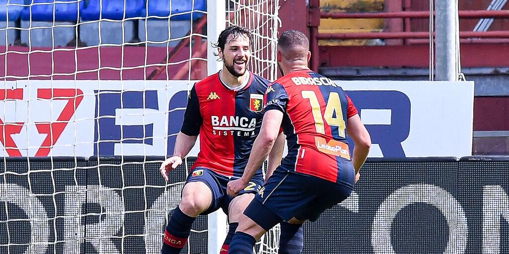 Genoa-Benevento: le formazioni ufficiali (Getty Images)