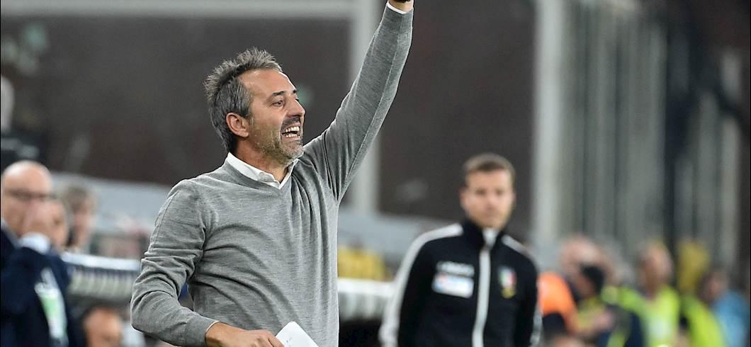 L'allenatore del Torino Marco Giampaolo (Getty)