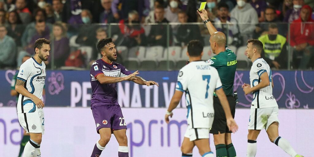 Fiorentina e Fantacalcio, Gonzalez rischia la stangata: ecco quali gare salterebbe (Getty Images)