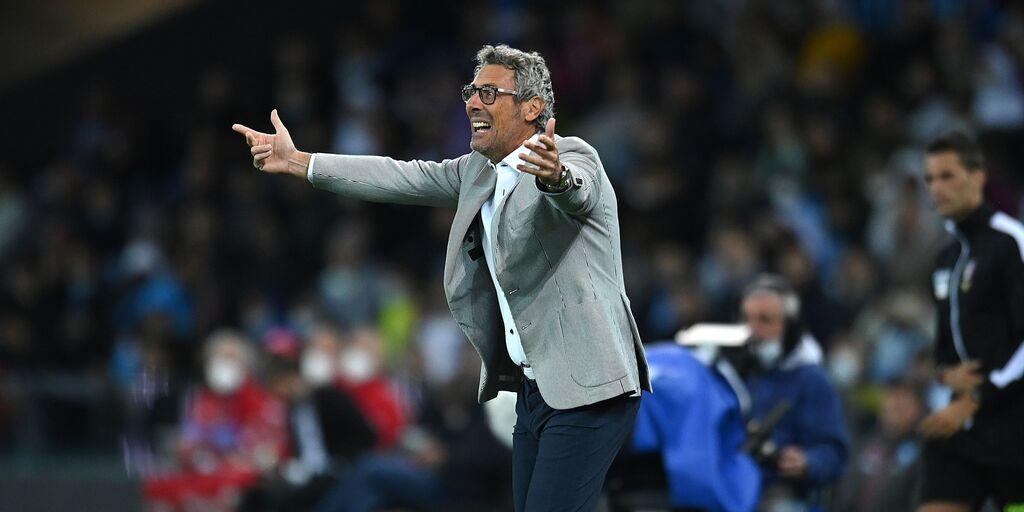 """Udinese-Fiorentina, Gotti: """"Vlahovic sa fare tutto, domani rotazioni"""" (Getty Images)"""