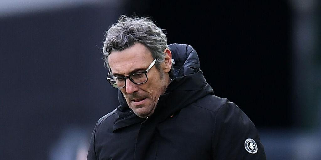 """Udinese, Gotti: """"Rigore oltre il recupero, c'è amarezza"""" (Getty Images)"""