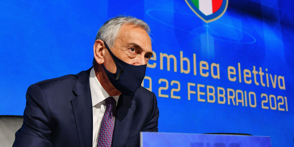 FIGC, Gabriele Gravina rieletto presidente (Getty Images)