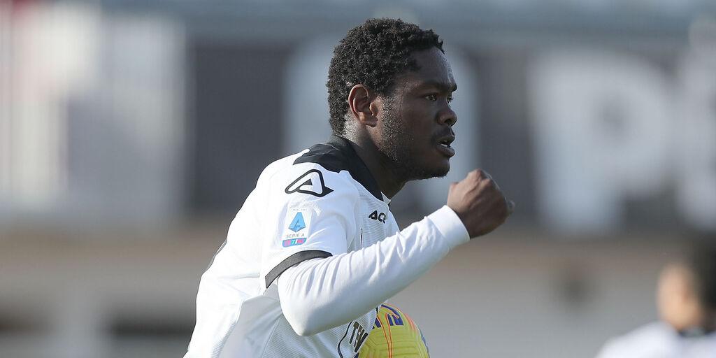 """Spezia, Gyasi decisivo col Parma: """"Ora la Juve di Ronaldo"""" (Getty Images)"""
