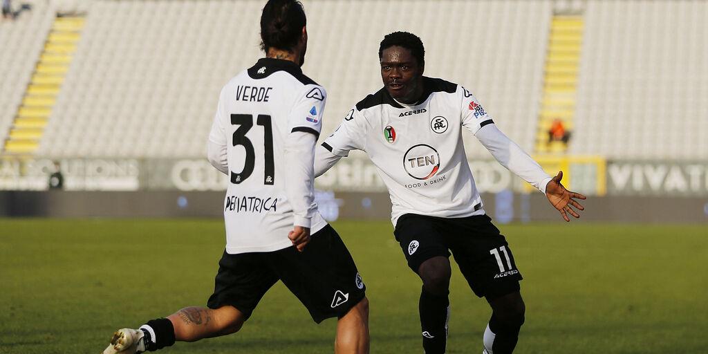 Spezia-Parma 2-2: gol e highlights (Getty Images)