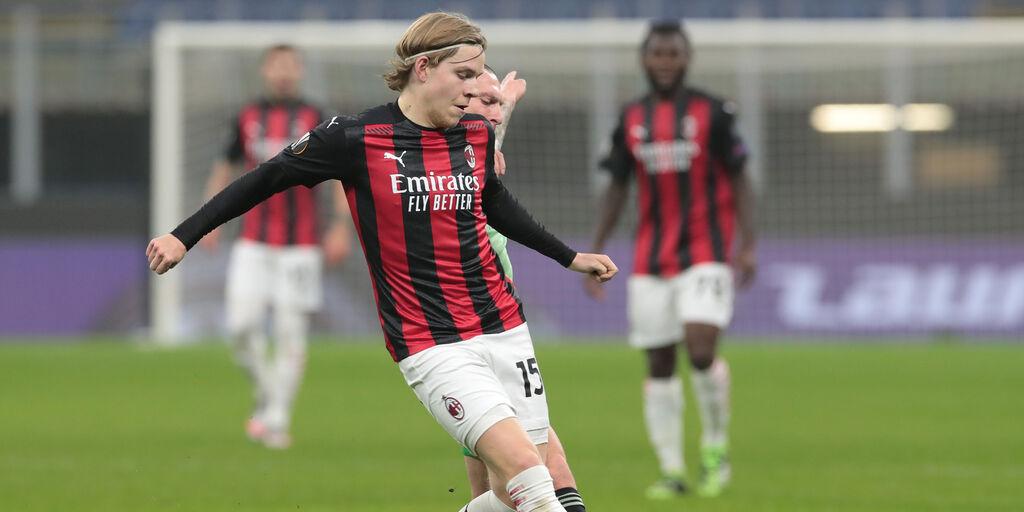 """Milan, l'agente di Hauge: """"Piace a diversi club"""" (Getty Images)"""