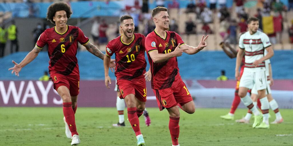Belgio - Portogallo : cronaca, tabellino e voti per il Fantacalcio (Getty Images)