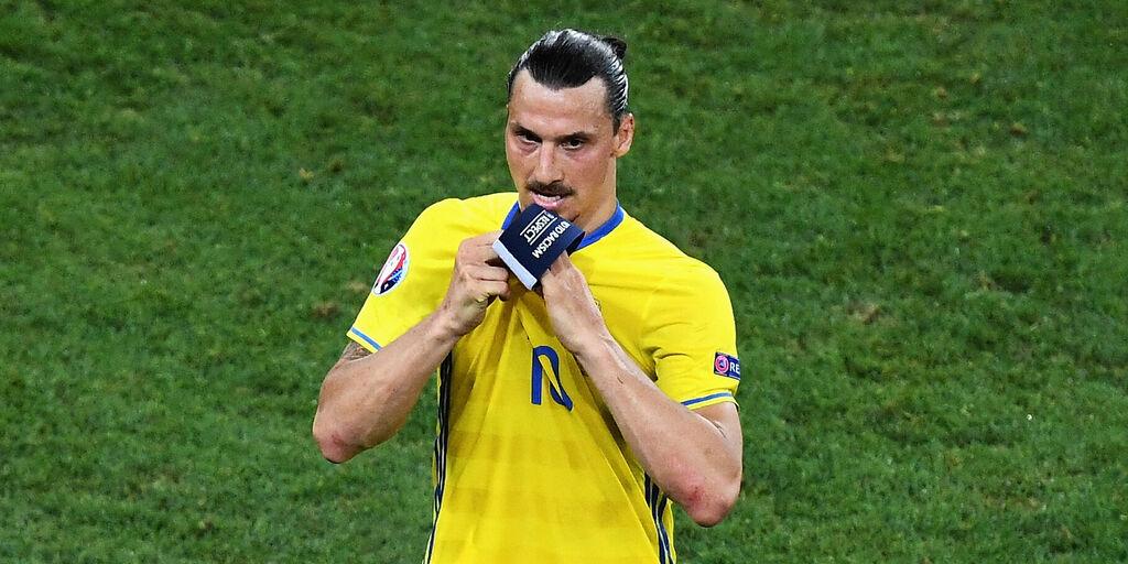 Ibrahimovic ha violato il codice FIFA? Colpa di un marchio di scommesse (Getty Images)