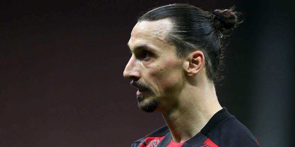 Milan: infortunio Ibrahimovic, decisa la data del rientro in campo (Getty Images)