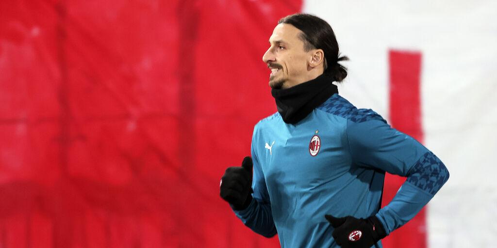 """Milan, Raiola sul futuro di Ibrahimovic: """"In campo fino ai 50...per pagarmi"""" (Getty Images)"""