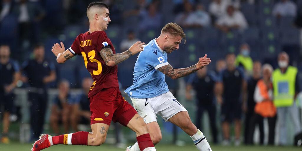 Roma, rinnovo più vicino per Mancini: i dettagli (Getty Images)