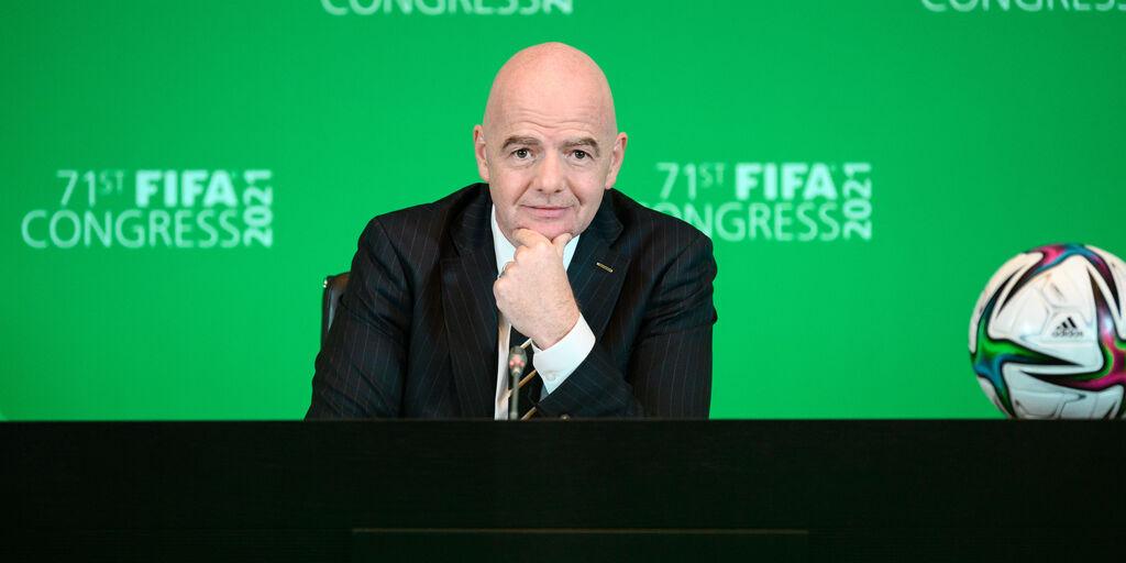 La FIFA sperimenta modifiche al regolamento (Getty Images)