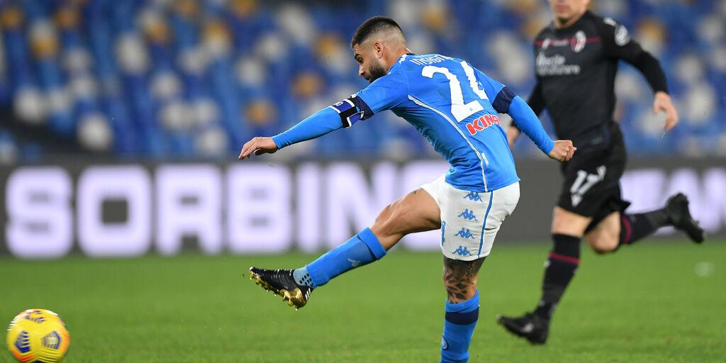 Lorenzo Insigne nella formazione ideale al Fantacalcio: 38ª giornata (Getty Images)