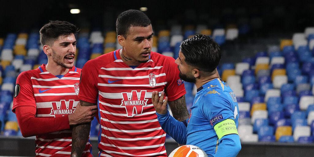 Napoli-Granada 2-1, cronaca e tabellino (Getty Images)