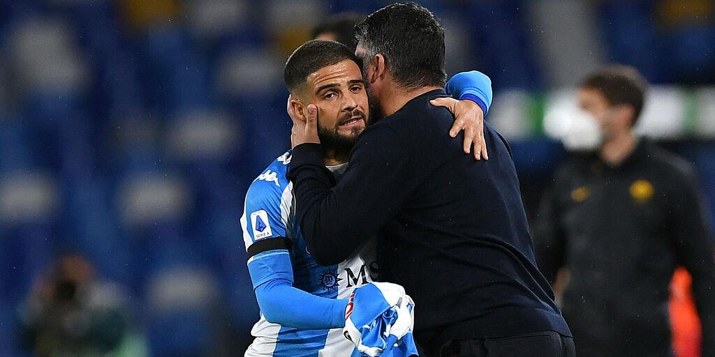 """Napoli, l'agente di Insigne: """"Reazione? Ecco cosa è successo"""" (Getty Images)"""
