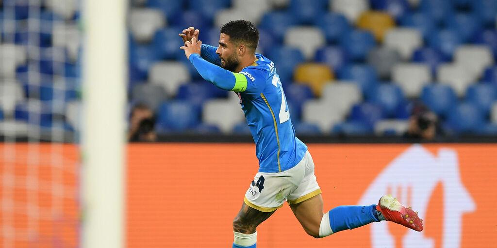 """Napoli, senti Insigne: """"Sono sereno, devo essere un capitano tranquillo"""" (Getty Images)"""